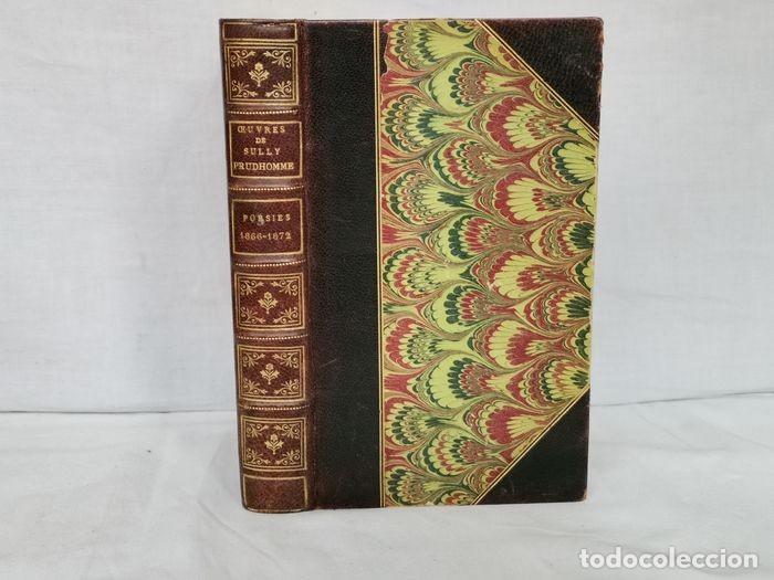 Libros antiguos: lote 12 libro ed. Alphonse Lemerre - Foto 2 - 252556230