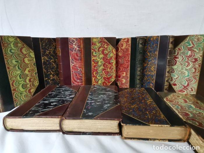 Libros antiguos: lote 12 libro ed. Alphonse Lemerre - Foto 3 - 252556230