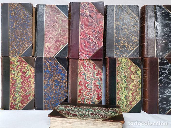 Libros antiguos: lote 12 libro ed. Alphonse Lemerre - Foto 7 - 252556230