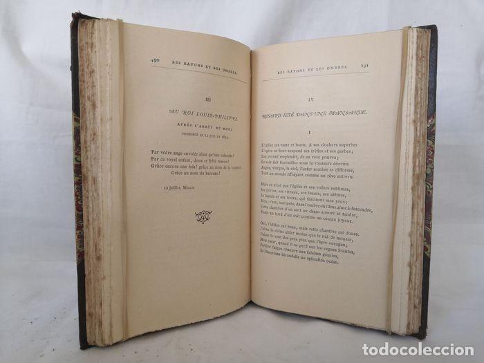 Libros antiguos: lote 12 libro ed. Alphonse Lemerre - Foto 15 - 252556230