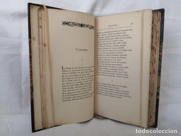 Libros antiguos: lote 12 libro ed. Alphonse Lemerre - Foto 16 - 252556230