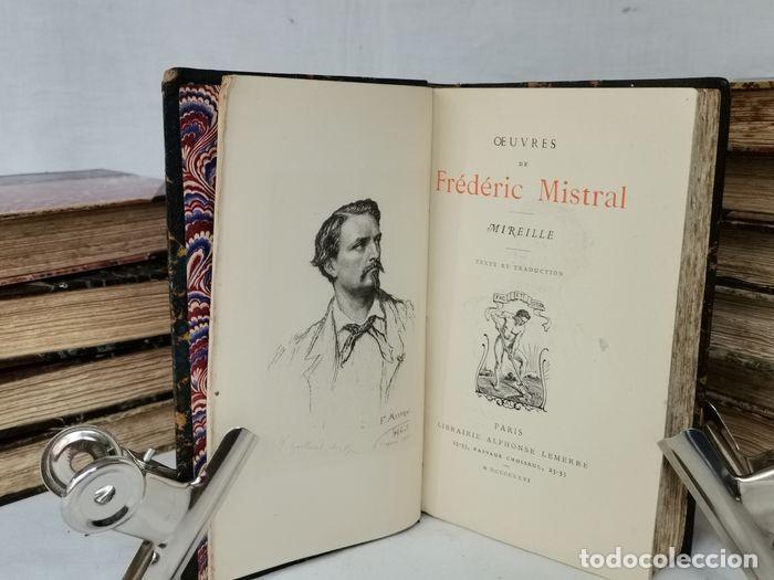 Libros antiguos: lote 12 libro ed. Alphonse Lemerre - Foto 21 - 252556230