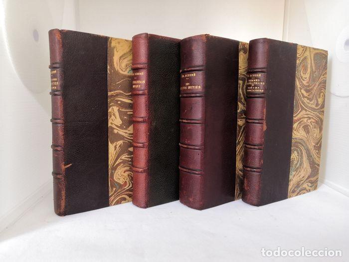 Libros antiguos: Oeuvres - Édouard Schuré - Foto 3 - 252631930