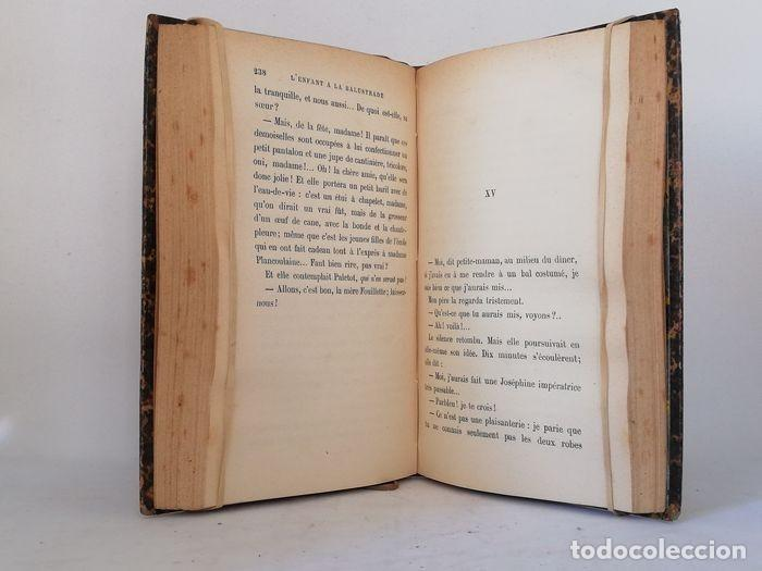 Libros antiguos: Oeuvres - Édouard Schuré - Foto 5 - 252631930