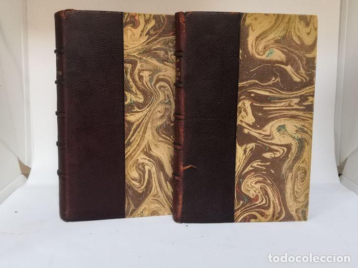 Libros antiguos: Oeuvres - Édouard Schuré - Foto 7 - 252631930