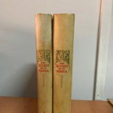 Livros antigos: DON QUIXOT DE LA MANXA.PER OCTAVI VIADER. 1936. ST. FELUI DE GUIXOLS.. Lote 253469210