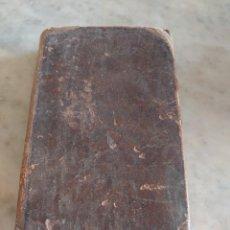 Libros antiguos: VOZ DE LA NATURALEZA. TOMO 6. IGNACIO GARCÍA MALO. BARCELONA 1799 PRPM 9. Lote 254254225