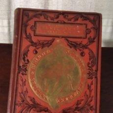 Libros antiguos: ALEJANDRO DUMAS EL VIZCONDE DE BRAGELONNE. Lote 254726125