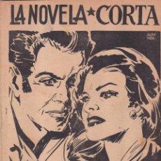 Libros antiguos: LA NOVELA CORTA 11 - LAS FAMILIAS ENEMIGAS - PIO BAROJA. Lote 254881285