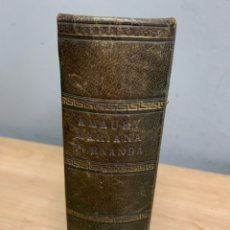 Libros antiguos: AMAURY. ALEJANDRO DUMAS PADRE.IMPRENTA DE LUIS TASSO SERRA. BARCELONA 1888.. Lote 257401795