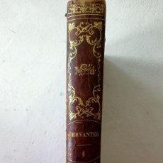 Libros antiguos: EL PRINCIPE DE LOS INGENIOS TOMO I / MIGUEL DE CERVANTES SAAVEDRA / NOVELA HISTÓRICA / EDI. BIBLIOTE. Lote 258027085