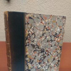 Libros antiguos: FABULAS DE LA FONTAINE - MONTANER Y SIMON 1940 OBRA ESPECIAL DE 300 EJEMPLARES EN PAPEL DE PERGAMINO. Lote 258806215