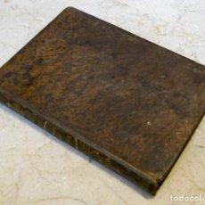 Livres anciens: ANTIGUO LIBRO LA HIJA DEL REGENTE DE ALEJANDRO DUMAS EDICION DE 1853. Lote 258861010