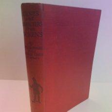 Libros antiguos: ASOMBROSO EXTRAORDINARIO LIBRO ESCENAS Y PERSONAJES DE LAS OBRAS DE CHARLES DICKENS MAS DE 110 AÑOS. Lote 259949000