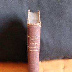 Libri antichi: MIGUEL DE CERVANTES. NOVELAS EJEMPLARES. 1882. IMPRENTA LUIS TASSO, BARCELONA. Lote 260814800
