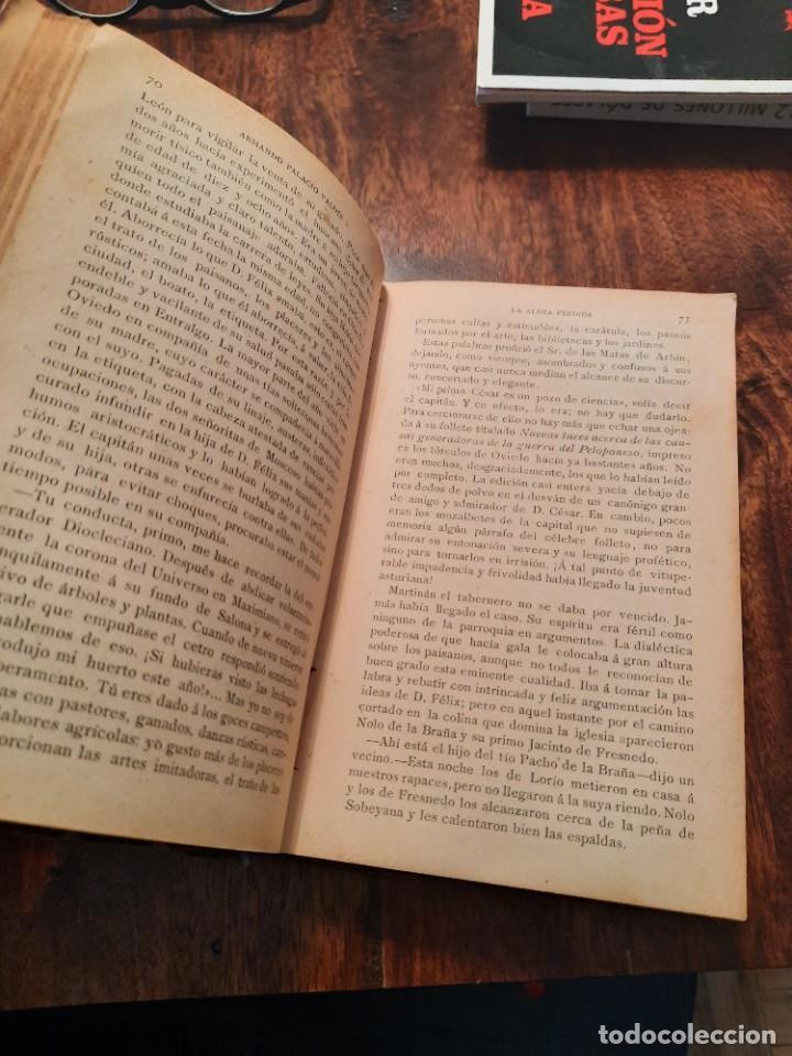 Libros antiguos: La aldea perdida, Armando Palacio Valdés - Foto 8 - 262126695