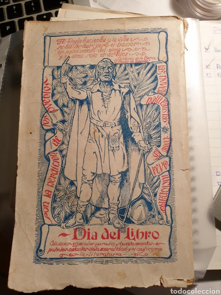 Libros antiguos: La gitanilla - Cervantes - Biblioteca de Cultura popular - Edición especial ayuntamientos Casticismo - Foto 2 - 262147375