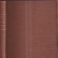 Libros antiguos: MATIAS SANDORF - 5 PARTES EN UN TOMO - JULIO VERNE - EDITORES HERMANOS SAENZ DE JUBERA 1894. Lote 262427360