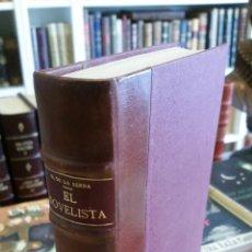 Libros antiguos: 1923 - RAMÓN GÓMEZ DE LA SERNA - EL NOVELISTA - PRIMERA EDICIÓN. Lote 263164995