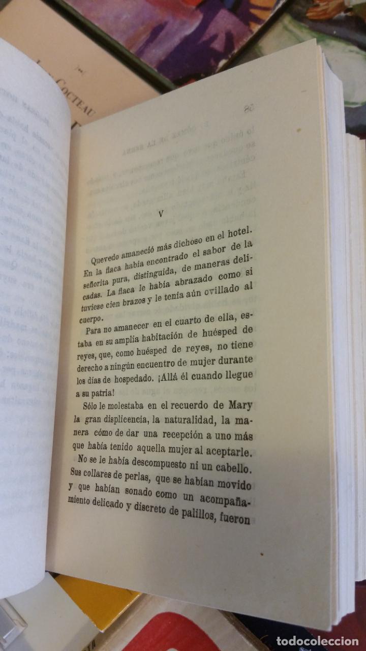 Libros antiguos: 1922 - RAMÓN GÓMEZ DE LA SERNA - EL GRAN HOTEL - PRIMERA EDICIÓN - Foto 4 - 263165065