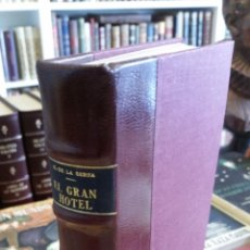Libros antiguos: 1922 - RAMÓN GÓMEZ DE LA SERNA - EL GRAN HOTEL - PRIMERA EDICIÓN. Lote 263165065