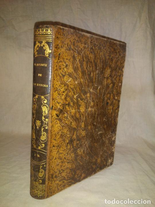 DON QUIJOTE DE LA MANCHA - AÑO 1876 - CERVANTES - BELLA EDICION ILUSTRADA Y MAPA. (Libros antiguos (hasta 1936), raros y curiosos - Literatura - Narrativa - Clásicos)