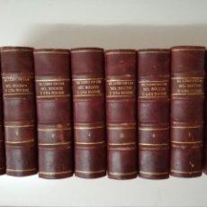 Libros antiguos: EL LIBRO DE LAS MIL NOCHES Y UNA VICENTE BLASCO IBAÑEZ OBRA UNICA. Lote 263590090
