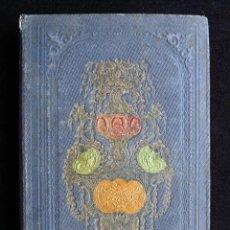 Libros antiguos: IVANHOE Ó EL CRUZADO, WALTER SCOTT. GRABADOS. IMP. LUIS TASSO. BARCELONA, 1857. Lote 264124165