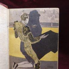 Libros antiguos: TOUROS DE MORTE. SANGRE Y ARENA. VICENTE BLASCO IBAÑEZ.. Lote 264416474