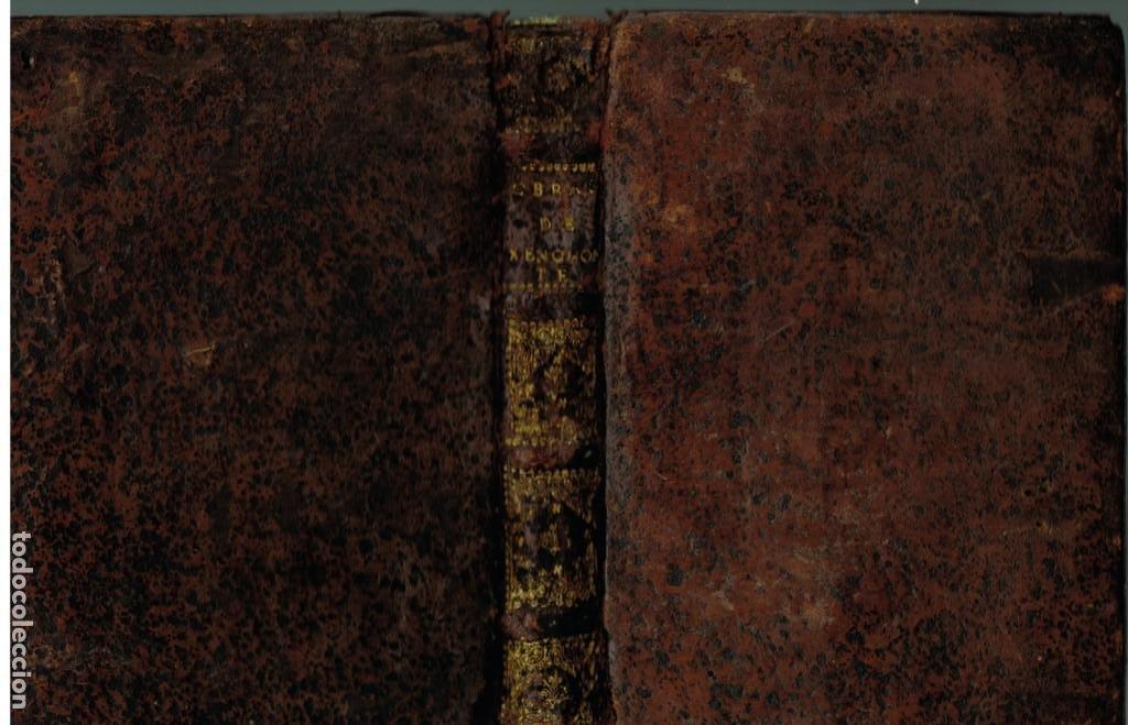 LAS OBRAS DE XENOPHON TRASLADADA DEL GRIEGO AL CASTELLANO DIEGO GRACIAN JUAN DE JUNTA SALAMANCA 1552 (Libros antiguos (hasta 1936), raros y curiosos - Literatura - Narrativa - Clásicos)
