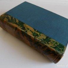 Livres anciens: LIBRERIA GHOTICA. LUJOSA EDICIÓN EN MEDIA PIEL DE JOSE MARIA DE PEREDA. LA PUCHERA. 1901.. Lote 265480784