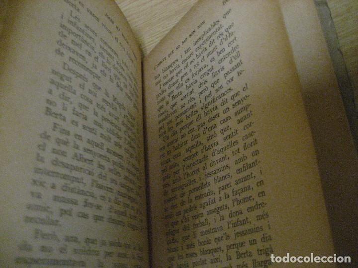 Libros antiguos: Linfant que no sap son nom 1921 potser si potser no Josep Mª Folch i Torres autografo y dedicatoria - Foto 12 - 265769634