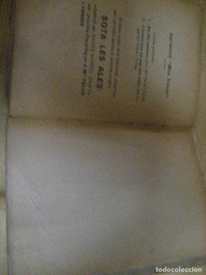 Libros antiguos: Linfant que no sap son nom 1921 potser si potser no Josep Mª Folch i Torres autografo y dedicatoria - Foto 13 - 265769634