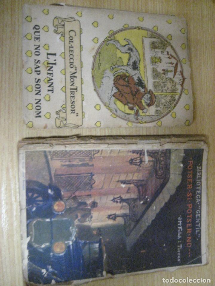 Libros antiguos: Linfant que no sap son nom 1921 potser si potser no Josep Mª Folch i Torres autografo y dedicatoria - Foto 15 - 265769634
