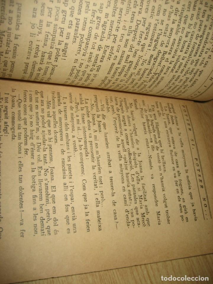 Libros antiguos: Linfant que no sap son nom 1921 potser si potser no Josep Mª Folch i Torres autografo y dedicatoria - Foto 21 - 265769634
