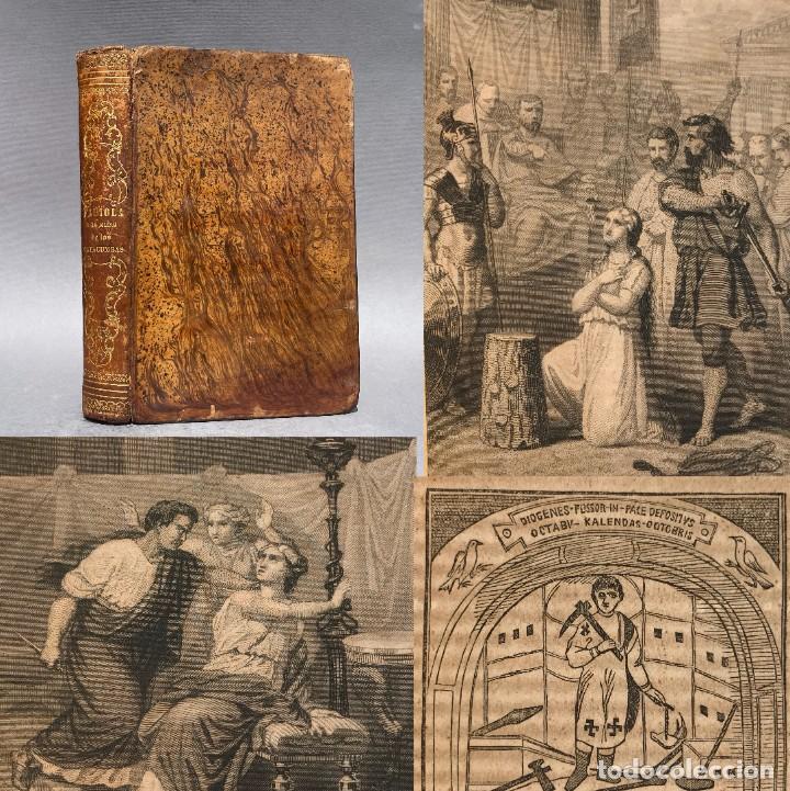 1857 - FABIOLA Ó LA IGLESIA DE LAS CATACUMBAS - NOVELA - WISEMAN - ROMA MARTIRIO Y LEYENDAS DE SANTO (Libros antiguos (hasta 1936), raros y curiosos - Literatura - Narrativa - Clásicos)