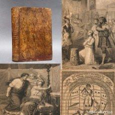 Livres anciens: 1857 - FABIOLA Ó LA IGLESIA DE LAS CATACUMBAS - NOVELA - WISEMAN - ROMA MARTIRIO Y LEYENDAS DE SANTO. Lote 267001844