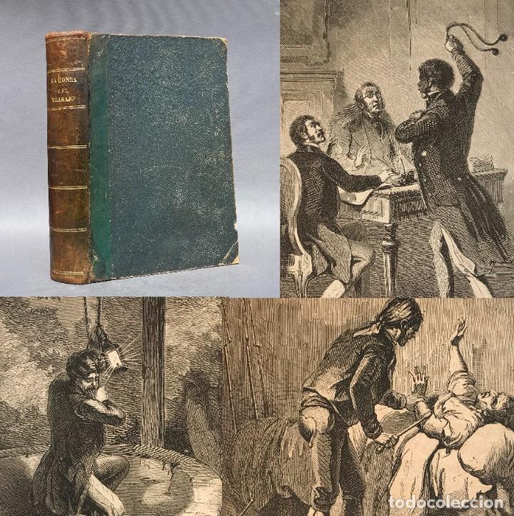 1867 - LA HONRA Y EL TRABAJO - HISTORIA DE LAS CLASES TRABAJADORAS - LITERATURA CASTELLANA (Libros antiguos (hasta 1936), raros y curiosos - Literatura - Narrativa - Clásicos)