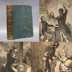 Livres anciens: 1867 - LA HONRA Y EL TRABAJO - HISTORIA DE LAS CLASES TRABAJADORAS - LITERATURA CASTELLANA. Lote 267002769