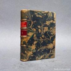 Livros antigos: 1863 - EL INGENIOSO HIDALGO DON QUIJOTE DE LA MANCHA - MIGUEL DE CERVANTES SAAVEDRA - QUIXOTE. Lote 267005089