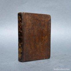 Livros antigos: 1838 - LA ABADESA O LAS INTRIGAS INQUISITORIALES - W. H. IRELAND - NOVELA - LIBRO ANTIGUO. Lote 267009384