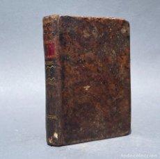Livros antigos: AÑO 1798 - LA CASANDRA - HISTORIA ANTIGUA - GRECIA - ESPARTA - LIBRO DEL SIGLO XVIII. Lote 267046454