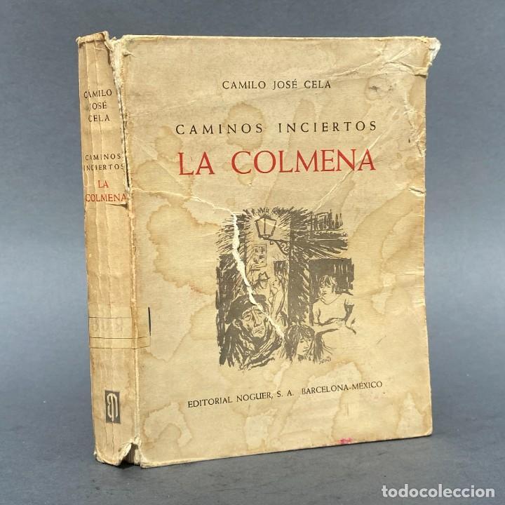 CAMILO JOSÉ CELA - LA COLMENA - TERCERA EDICIÓN (Libros antiguos (hasta 1936), raros y curiosos - Literatura - Narrativa - Clásicos)