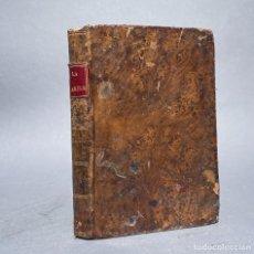 Livros antigos: 1795 - CLARA HARLOWE - NOVELA EPISTOLAR - JOSE MARCOS GUTIERREZ. Lote 267097829