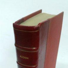 Libros antiguos: 1913 - AZORÍN - CLÁSICOS Y MODERNOS - PRIMERA EDICIÓN, DEDICATORIA. Lote 267822609