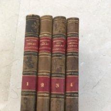 Libros antiguos: OBRAS DRAMÁTICAS DE SHAKESPEARE. BIBLIOTECA CLÁSICA. AÑOS 1885-87. Lote 268804439