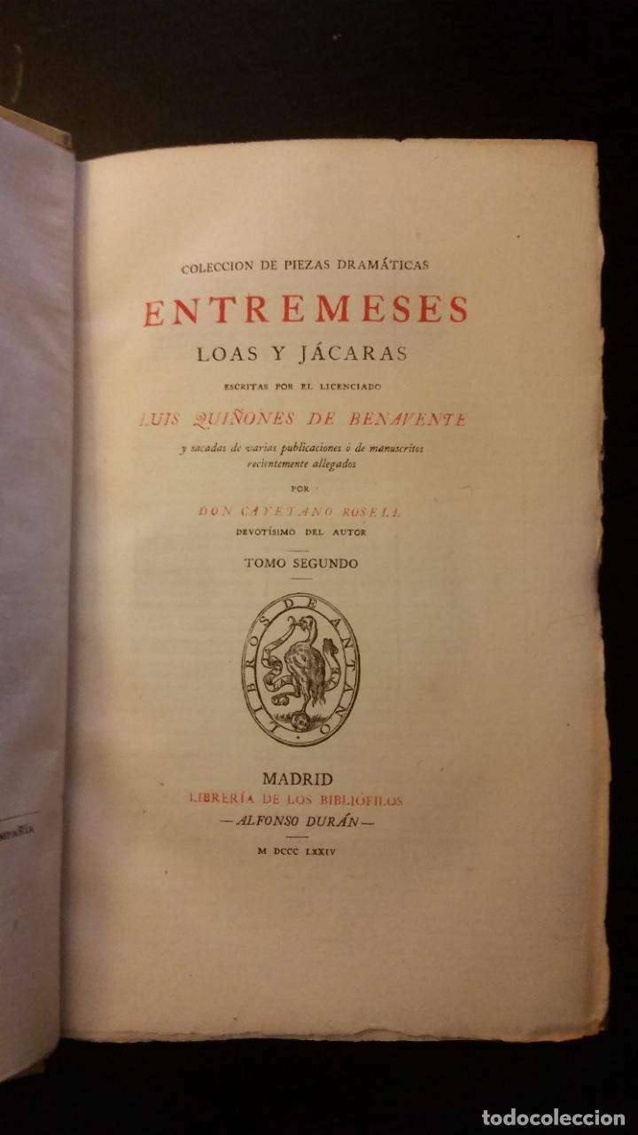 Libros antiguos: 1872 - LIBROS DE ANTAÑO - 15 tomos (colección completa), Librería de los bibliófilos - Foto 10 - 268975799