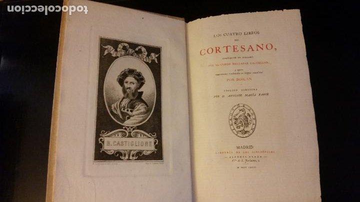 Libros antiguos: 1872 - LIBROS DE ANTAÑO - 15 tomos (colección completa), Librería de los bibliófilos - Foto 11 - 268975799