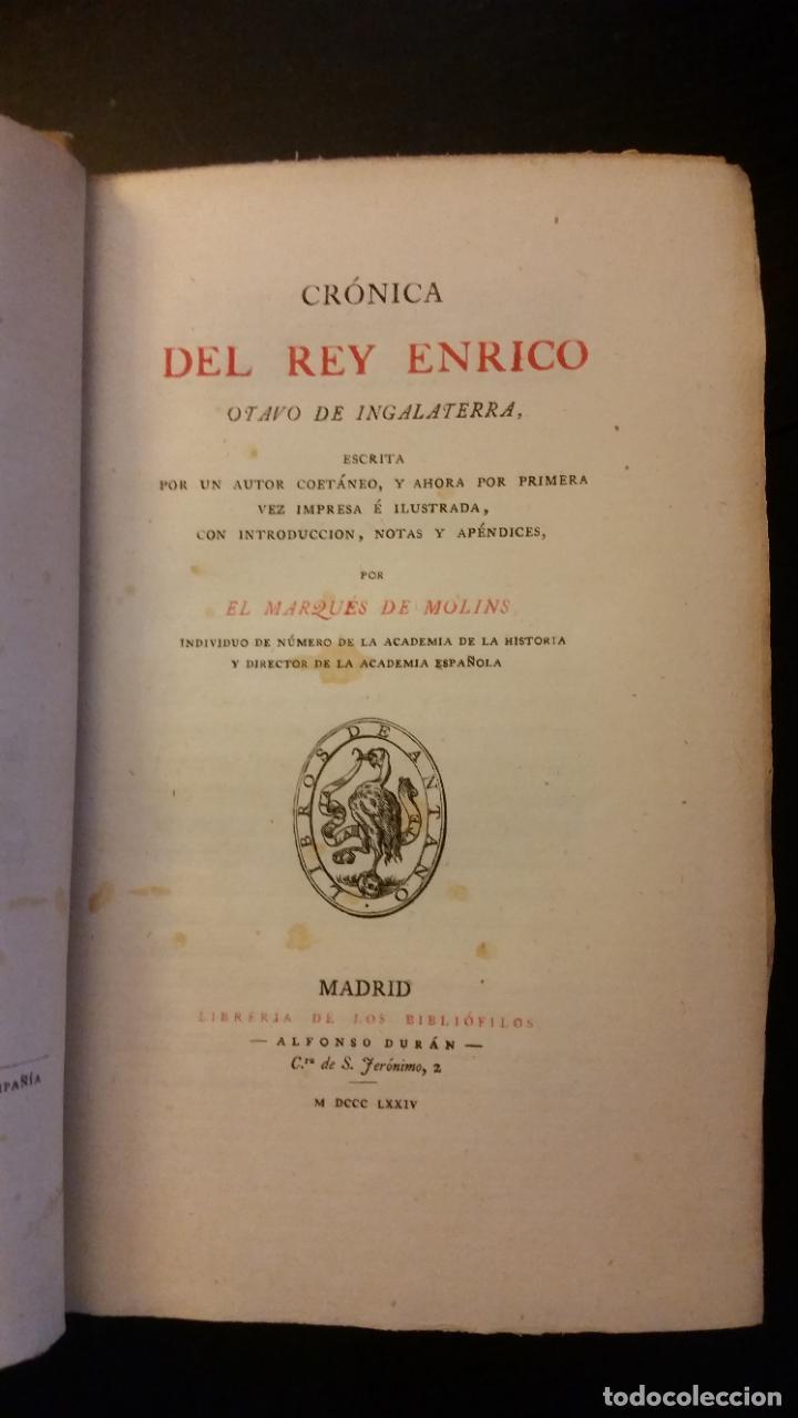 Libros antiguos: 1872 - LIBROS DE ANTAÑO - 15 tomos (colección completa), Librería de los bibliófilos - Foto 12 - 268975799