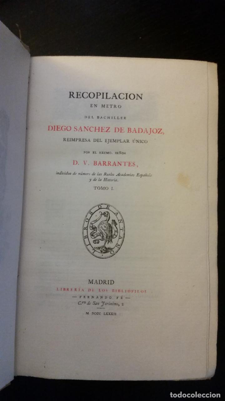 Libros antiguos: 1872 - LIBROS DE ANTAÑO - 15 tomos (colección completa), Librería de los bibliófilos - Foto 25 - 268975799